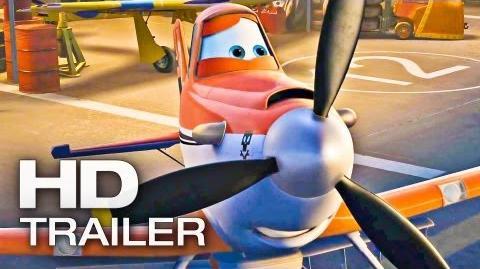 PLANES Offizieller Trailer