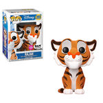 Rajah Flocked POP