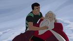 Reptil & Santa