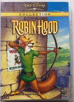 Robin Hood 2002 AUS DVD