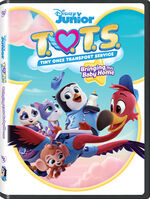 T.O.T.S. Tiny Ones Transport Service Bringing This Baby Home DVD