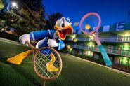 Tennis Donald All-Star Sports
