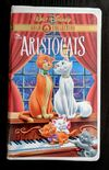 TheAristocats GoldCollection VHS