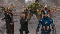The Avengers - EMH