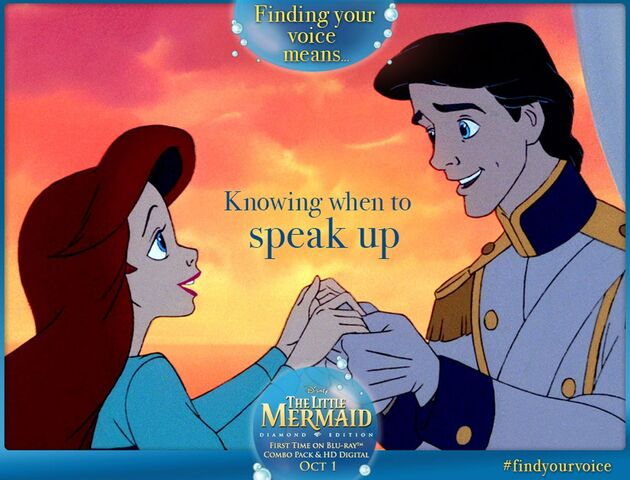 File:The Little Mermaid Diamond Edition Finding Your Voice Means Knowing when to Speak Up Promotion.jpg
