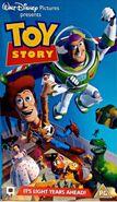 Toy Story 1996 UK VHS
