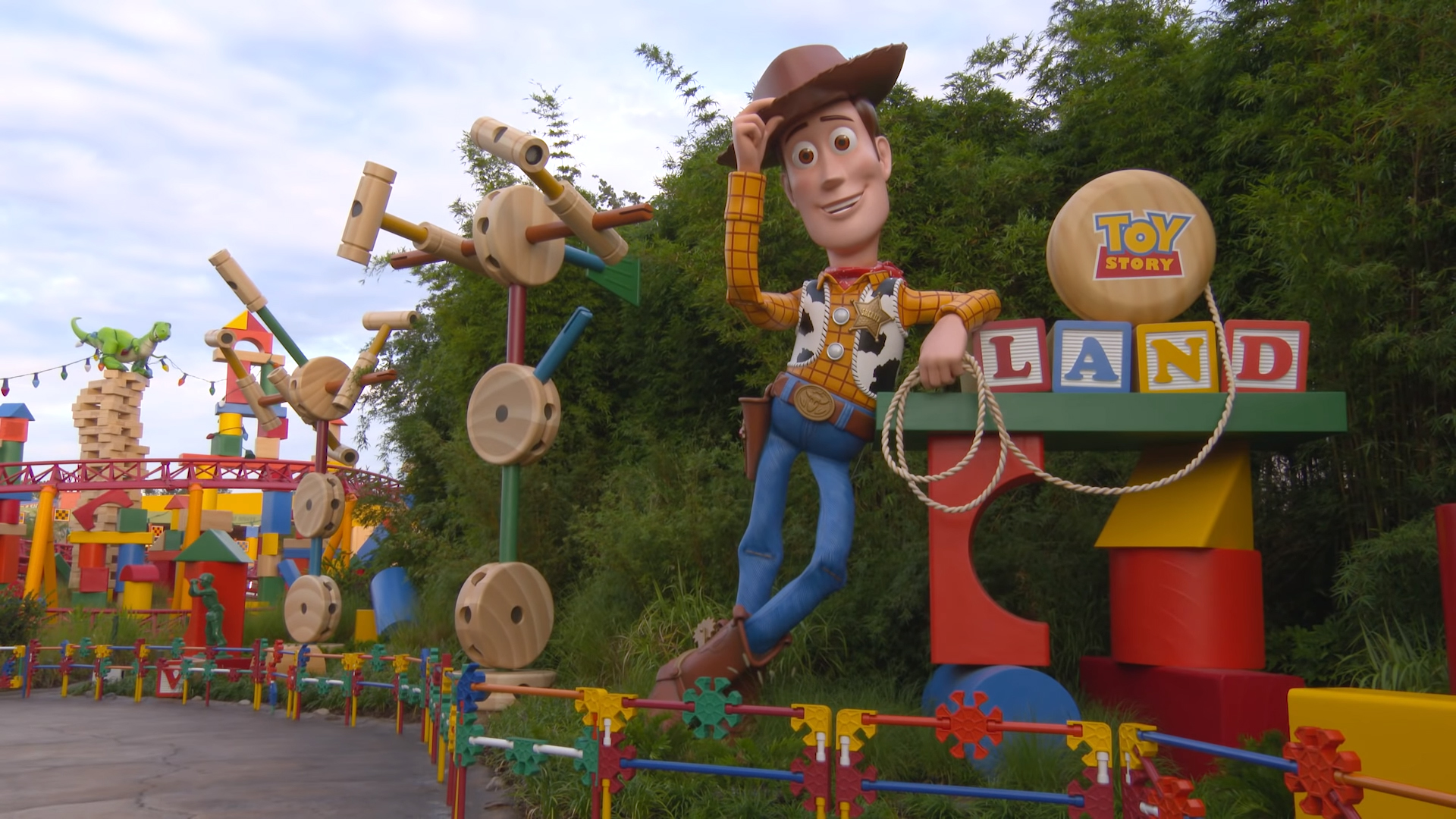 Toy Story Land (Disney\'s Hollywood Studios) | Disney Wiki | FANDOM ...