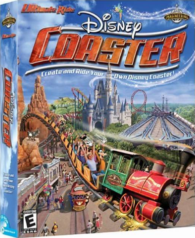 File:Ultimate Ride Disney Coaster Cover.png