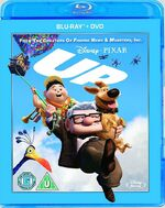 Up UK Blu-ray