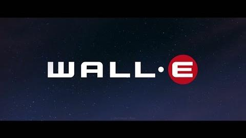 Wall-E - Teaser Trailer