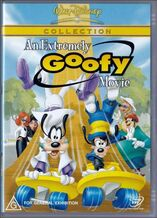 An Extremely Goofy Movie 2003 AUS DVD