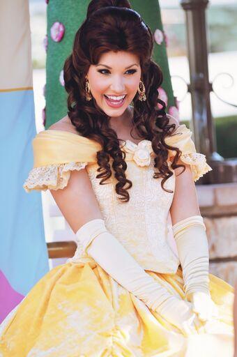 Belle Disney Wiki Fandom