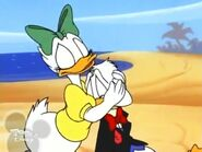 Daisy embraces Donald mmw