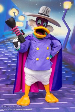 Darkwing Duck Character Central