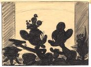Disney's Mickey Mouse - The Nifty Nineties - Storyboard - 3