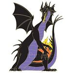 DisneyShopping.com - Disney Favorites Series - Maleficent Dragon
