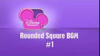 Disney Channel Rounded Square BGM 1