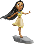 Disney Princess figures - Pocahontas