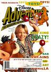 Disney adventures december 1994