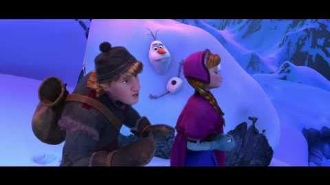 Frozen Tráiler España