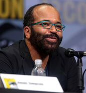 Jeffrey Wright SDCC