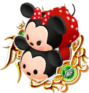 Kingdom Hearts Speed Medal Tsum Tsum