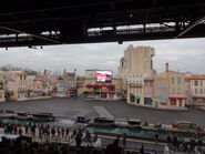 Moteurs... Action! Stunt Show Spectacular stage