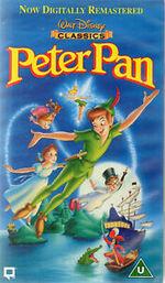 Peter Pan (1998 UK VHS)