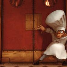 Chef Skinner Disney Wiki Fandom