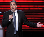 Rob Riggle speaks at ESPY Awards