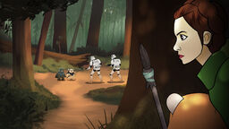 Star Wars Forces of Destiny 4