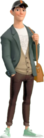 Tadashi posetransparent
