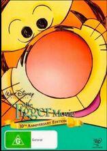 The Tigger Movie 2009 AUS DVD