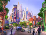 City of Zootopia
