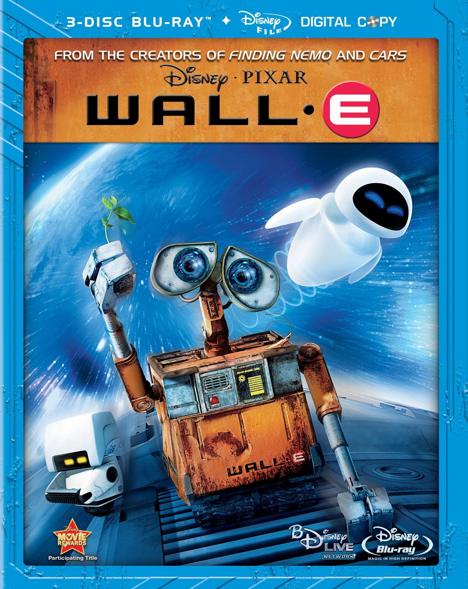Wall E Video Disney Wiki Fandom Powered By Wikia