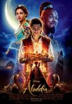 Aladdin 2019 Spanish poster