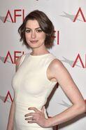 Anne Hathaway AFI Awards