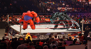 Baymax vs Whiplash robot
