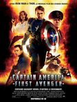 Captain America The First Avenger - French Film Poster