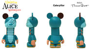 Caterpillar vinylmation