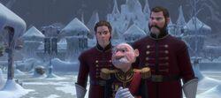 Der Herzog und seine Wachen