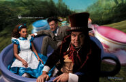 Disney Dream Portrait Series - Where Wonderland is Your Destiny