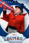 Dumbo IMAX character poster 4