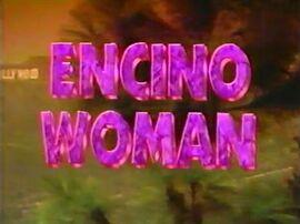 Encino Woman