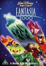Fantasia 2000 UK DVD