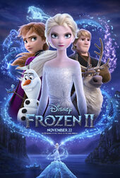 Frozen 2 Official Poster