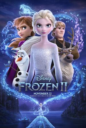Frozen 2 Official Poster