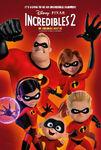 Incredibles 2 UK poster