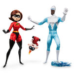 Incredibles 2 limited edition dolls