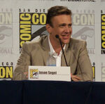 Jason Segel SDCC